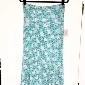 NWT LLR Maxi Skirt Size Small